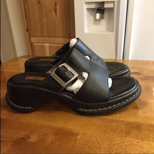 🦋 Harley Davidson Sandals Sz 6